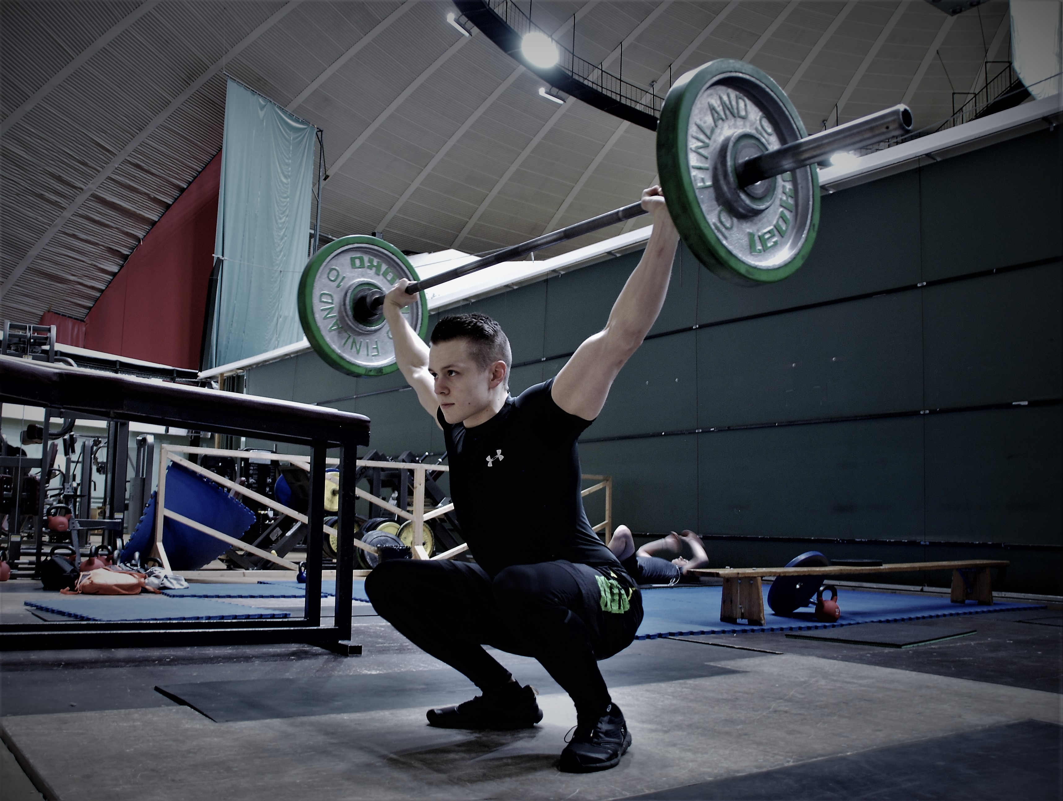 Personal Trainer Roope Rissanen
