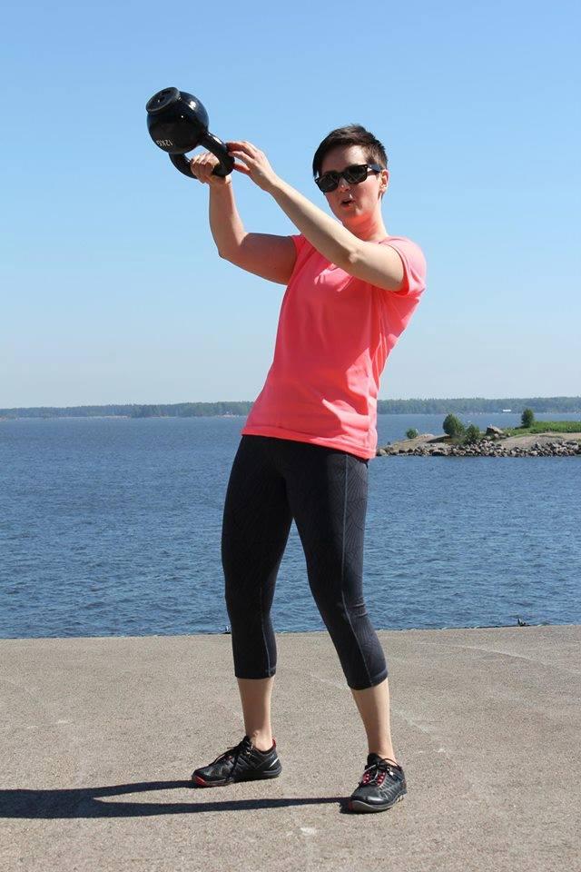 Personal Trainer Johanna Mäkelä